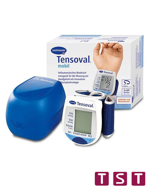 فشار سنج دیجیتالی مچی هارتمن مدل Tensoval mobil 03