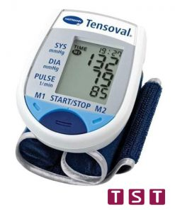 فشار سنج دیجیتالی مچی هارتمن مدل Tensoval mobil